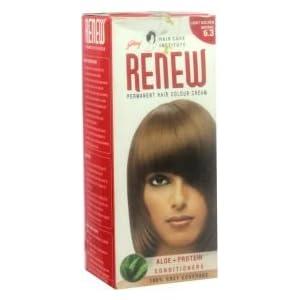 Renew Hair Color