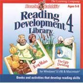 READER RABBIT'S READING DEVELOPMENT 4 LIBRARY