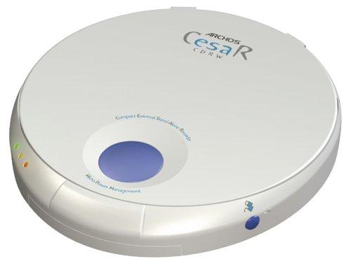 Archos Cesar 24x10x24 External USB2 CDRW Drive