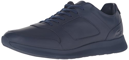Lacoste Men's Joggeur 316 1 Cam Fashion Sneaker, Navy, 9 M US