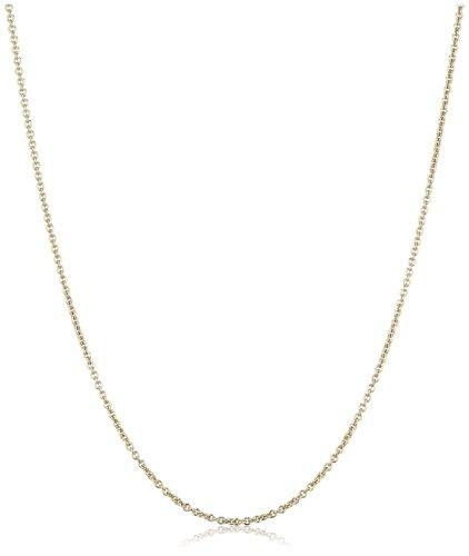 Dyrberg/Kern Damen-Halskette Priam 90 Shiny Gold 332375