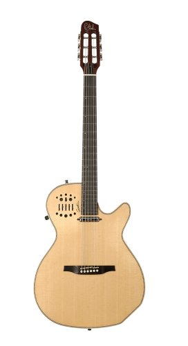 Godin 031238 Spectrum Sa Multiac Guitar (Natural Hg)