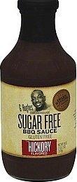 G Hughes Smokehouse Sugar Free BBQ Sauce, Hickory 18 Oz (Pack of 1)