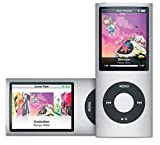 8gb Slim 1.8 LCD Mp3/Mp4 Music Video FM Radio Media Player SILVER