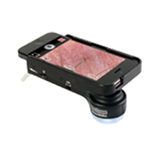 Bodelin ProScope Micro Mobile Microscope Kit for iPhone 5 - Retail Packaging - Black