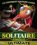 Masque Solitaire Antics (PC/Mac/CD)