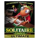 Masque Solitaire Antics (PC/Mac/CD)by Masque