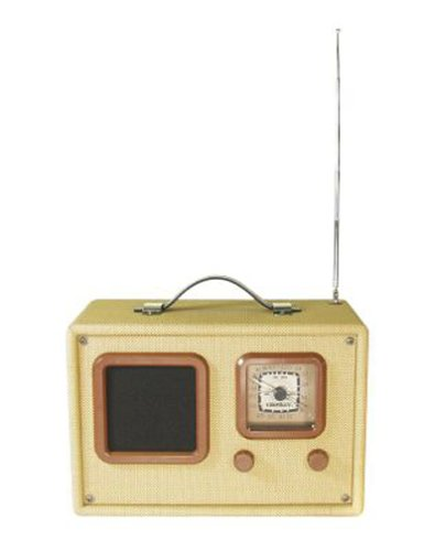 Crosley CR21Traveler Radio