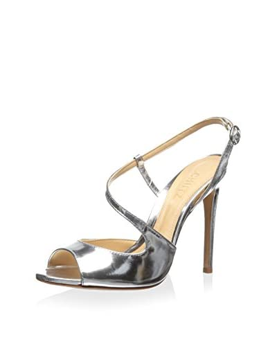 Schutz Women's Etelvina Sandal  [Platina]