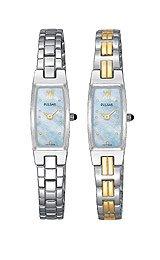 Pulsar Women's Double Time watch #PEX521