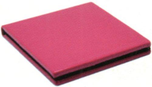LEGAMi イタリア ポケットミラー ピンク