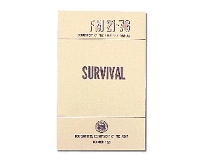 US Army Survival Field Manual Guide Book