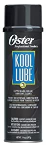 Brand New, OSTER-SUNBEAM - OSTER KOOL LUBE 14OZ (REPLACES OT04722) (DOG PRODUCTS - DOG GROOMING - CLIPPERS/PARTS)