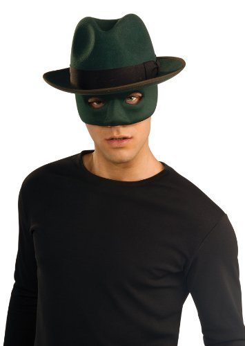 Green Hornet Hat