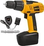 INGCO CDT08120 Cordless Drill/Screwdriver - 12V