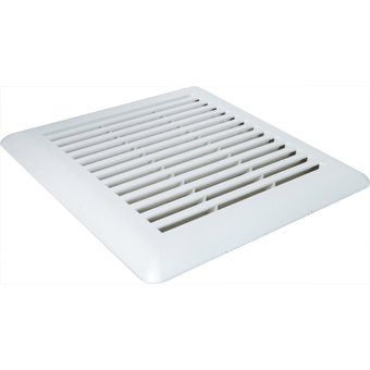 NuTone Model S97017068 Exhaust Fan Grille Assembly (Nutone White compare prices)
