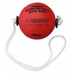 リンドバーグ ひも付きメディシンボール 6kg