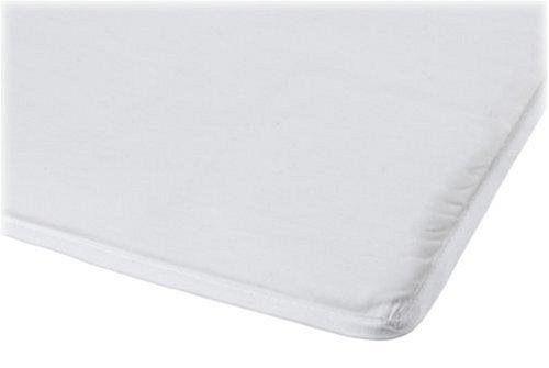 Arm'S Reach Original Co-Sleeper 100% Cotton White Sheet front-15314