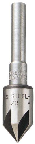 General Tools & Instruments 195-1/2 1/2-Inch Countersink Bit