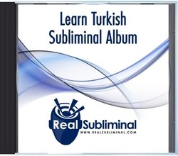 Learn Turkish Subliminal CD