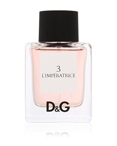 Dolce & Gabbana Eau De Toilette Donna 3 L'Imperatrice 50 ml