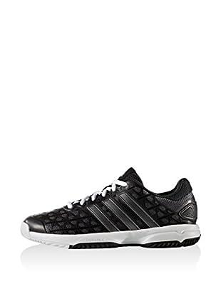 adidas Zapatillas Barricade (Negro)