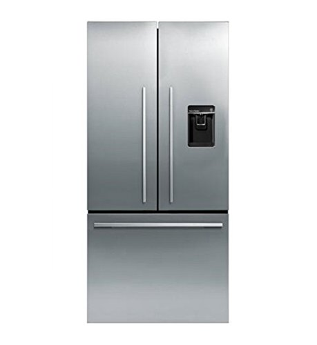 Fisher&Paykel RF522ADUSX4 534 Litres Active Smart French Door Refrigerator