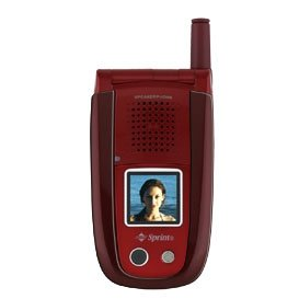 Amazon.com : Red Sanyo flip phone with camera ...