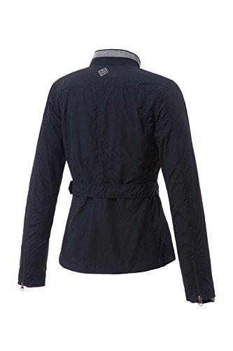 Tucano urbano 8957WF015BS6 bEA biker jacket-style, léger, coupe-vent et respirant, bleu foncé, taille xL
