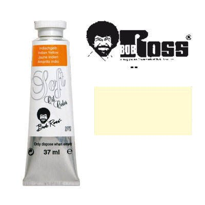 Bob Ross Tier-Soft-Ölmalfarben 37 ml Warmes Weiß