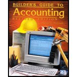 img - for Builder's Guide to Accounting (REV 02) by Thomsett, Michael C [Paperback (2001)] book / textbook / text book
