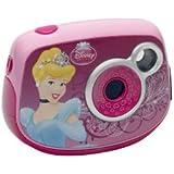 Lexibook - Cámara digital de Princesas de Disney, 1.3 MP (DJ014DP)