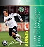 DFB Unser Team Postkartenkalender 2009. -