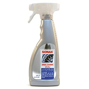 SONAX Wheel Cleaner Full Effect 16.9 oz.
