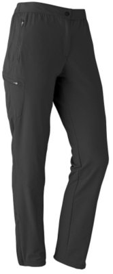 Marmot Women's Scree Softshell Pant - Black, US 4