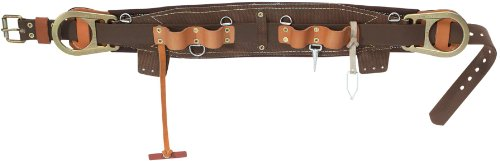 Klein Tools 5266N-29D Semi-Floating Lineman'S Body Belt