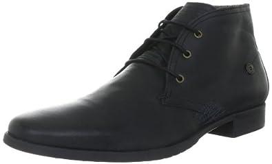 Hilfiger Denim DEVIN 2A EM56814622, Herren Boots, Schwarz (WASHED BLACK 007), EU 41