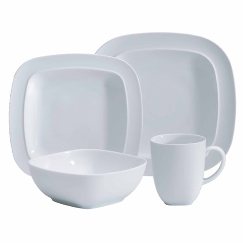 christmas deals 2012 on denby 16 piece white square dinnerware set
