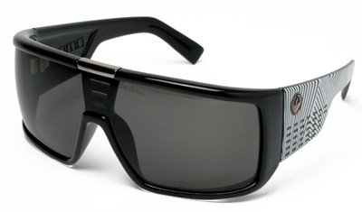 DRAGON ALLIANCE SUNGLASSES (DOMO JET MATIC GRY) SPRING 2010