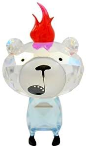 (新品)施华洛世奇Swarovski Emoti Burning Desire Figurine红发小熊肖像$78.57
