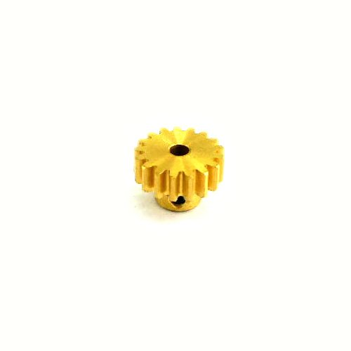 Iron Track Atomik RC 17T 0.8 Mod Pinion Gear for Iron Track Tanto 4WD RC Buggy Vehicle