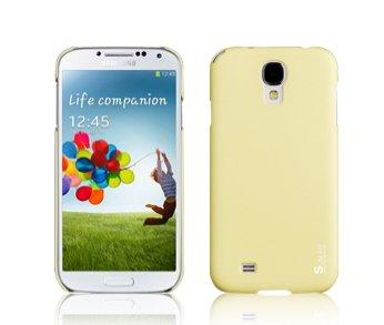 Verus Case, Ultra Thin S4, Samsung Galaxy S4 / S4 Lte Case, Include Screen Protector, Matt Vivid Super Slim Fit Hard Pc (Check At&T, Verizon, Sprint, T-Mobile Wireless Mobile) - Retail Package (Vanilla)