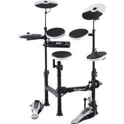 Roland V-Drums TD-4KP Portable Electronic Drum Set by Roland