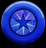 Ultra Star Sportdisc Blue Ultimate 175g Frisbee