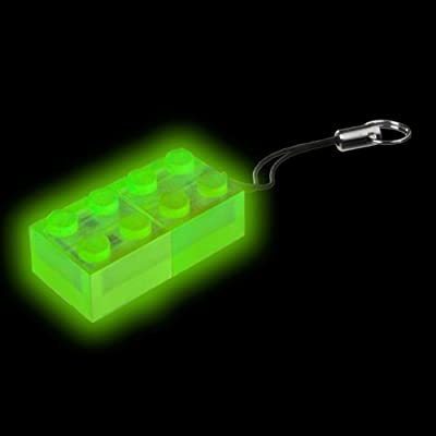 16GB GLOW IN THE DARK Brick USB Flash Memory Drive by JellyFlash