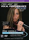 echange, troc Rock Your Vox: Vocal Performance (Dvd With 2 CD's) [Import Zone 1]