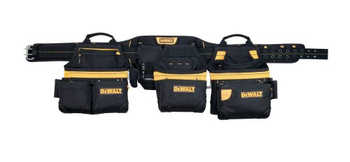 DEWALT DG5650 31-Pocket Professional Carpenter's Pro-combo Apron