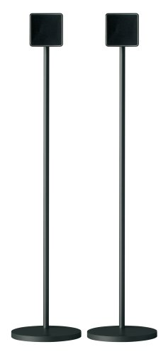 Jamo A102FS 2 x Floor Stands For A102 Speakers - Black