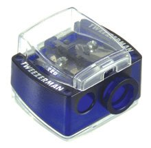 TWEEZERMAN Professional Deluxe Pencil Sharpener (Model:9035-P)