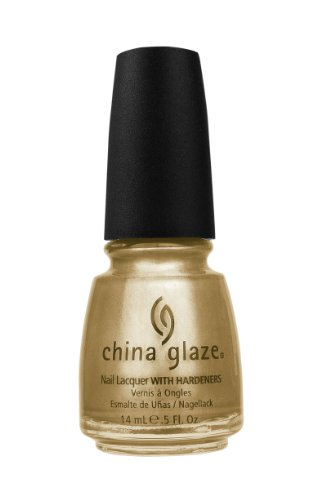 China Glaze Nail Polish, Passion, 0.5 Fluid Ounce